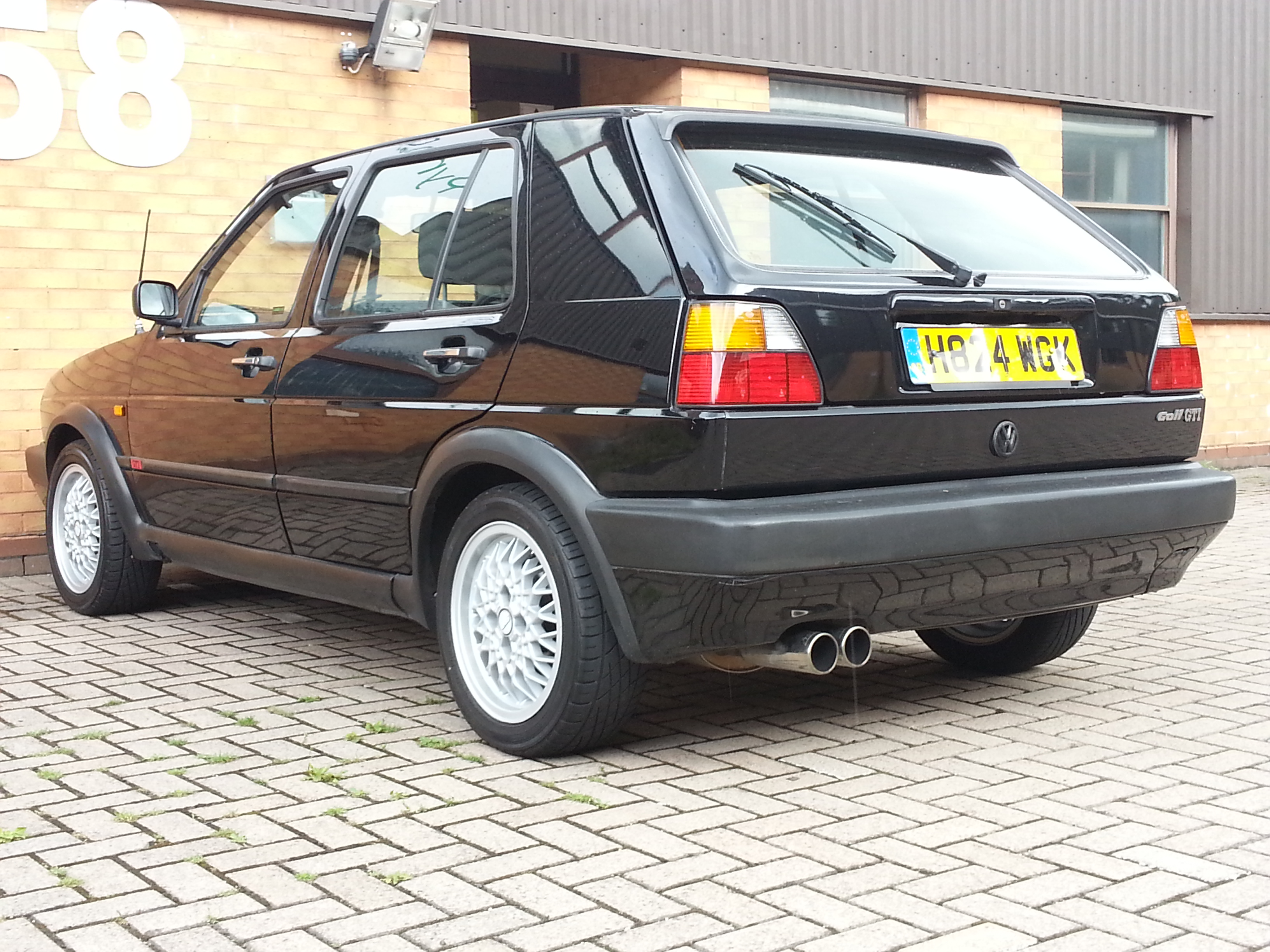 Vehicles For Sale: VW Golf Mk2 OC - Cars For Sale