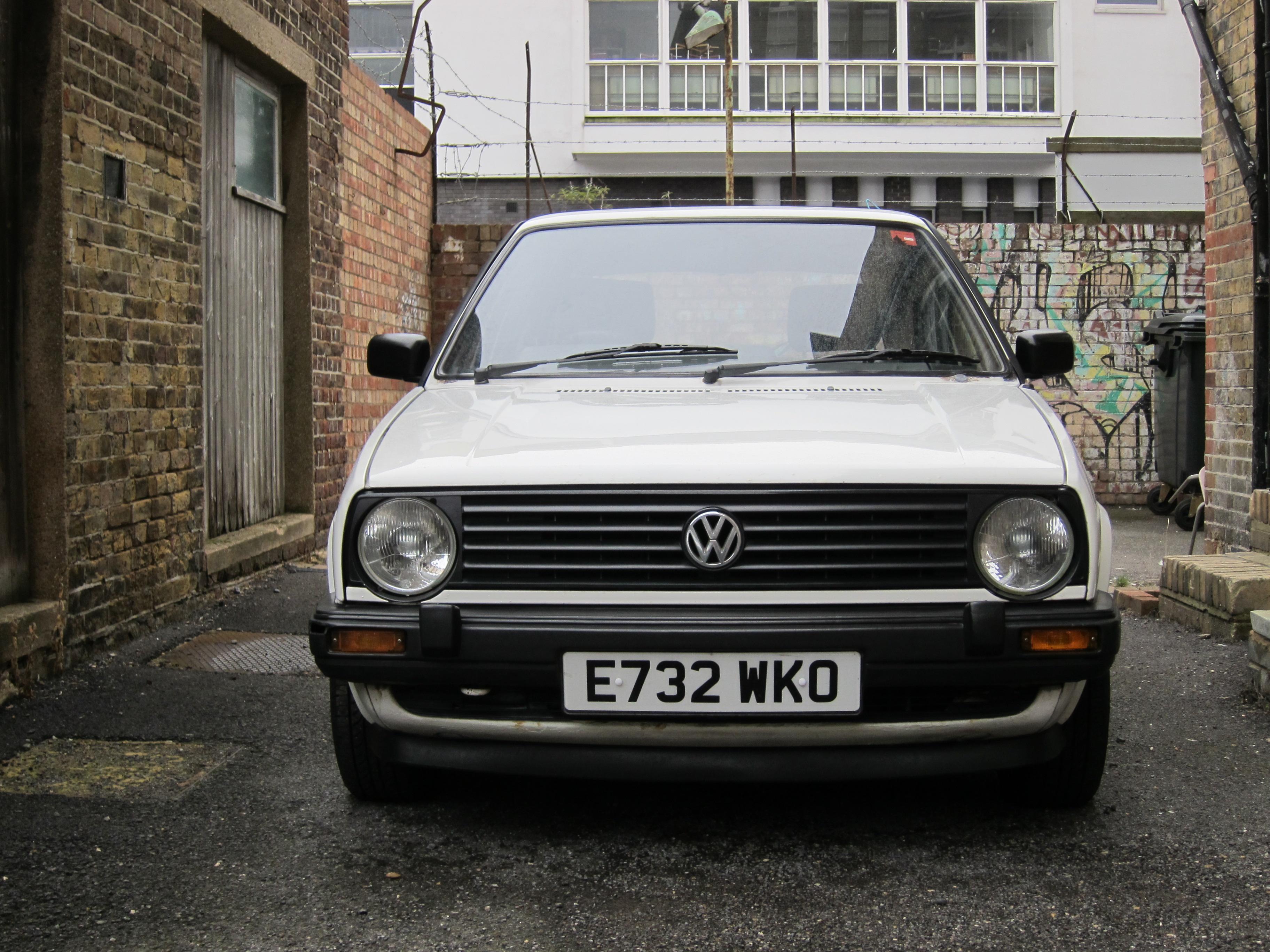 1987/8 Golf 1.6 CL | VW Golf Mk2 OC - Cars For Sale