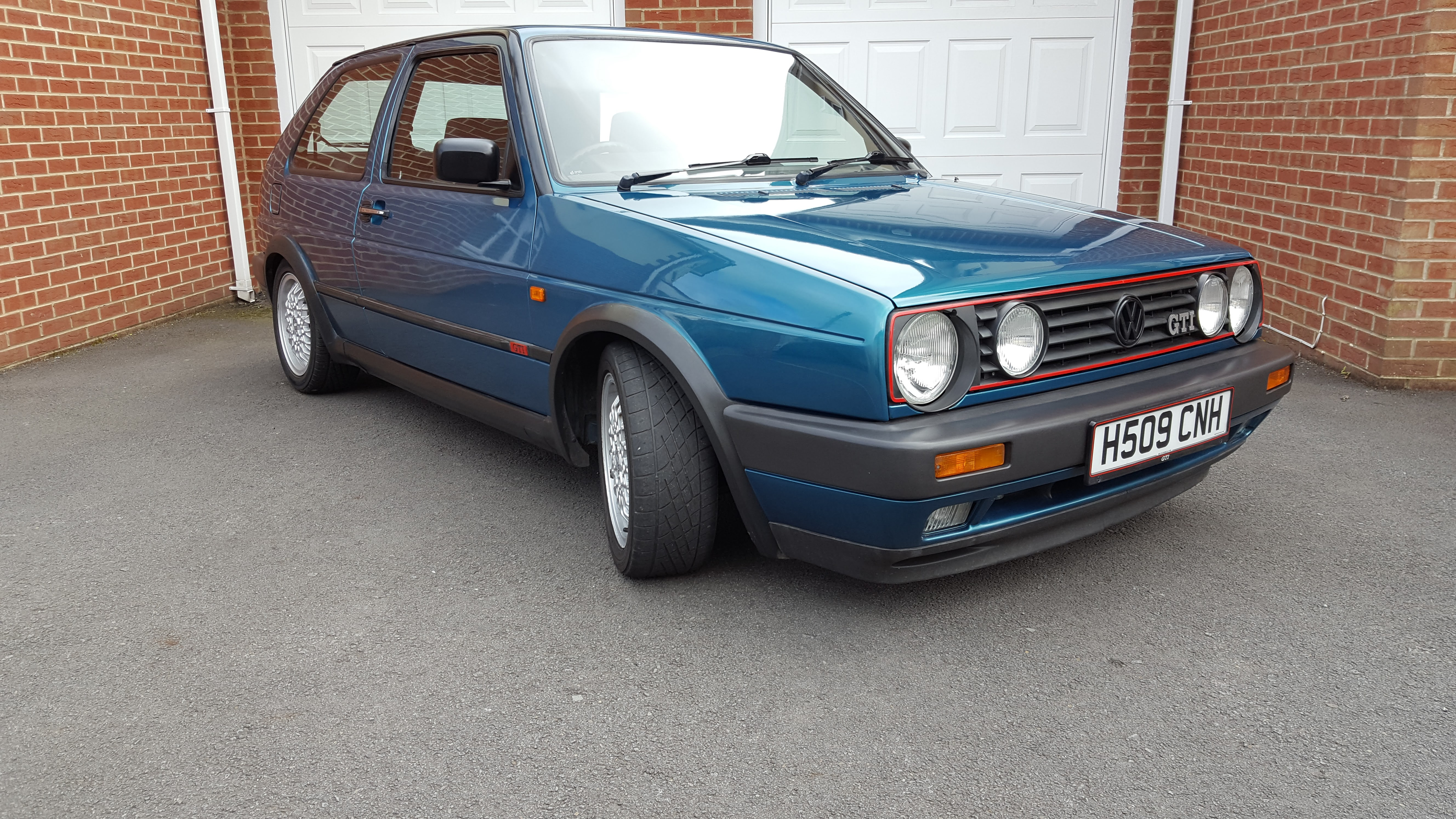 Golf Car For Sale: VW Golf Mk2 OC - Cars For Sale