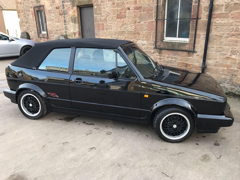 1993 Mk1 Golf Gti Sportline Cabriolet Vw Golf Mk2 Oc Cars For Sale