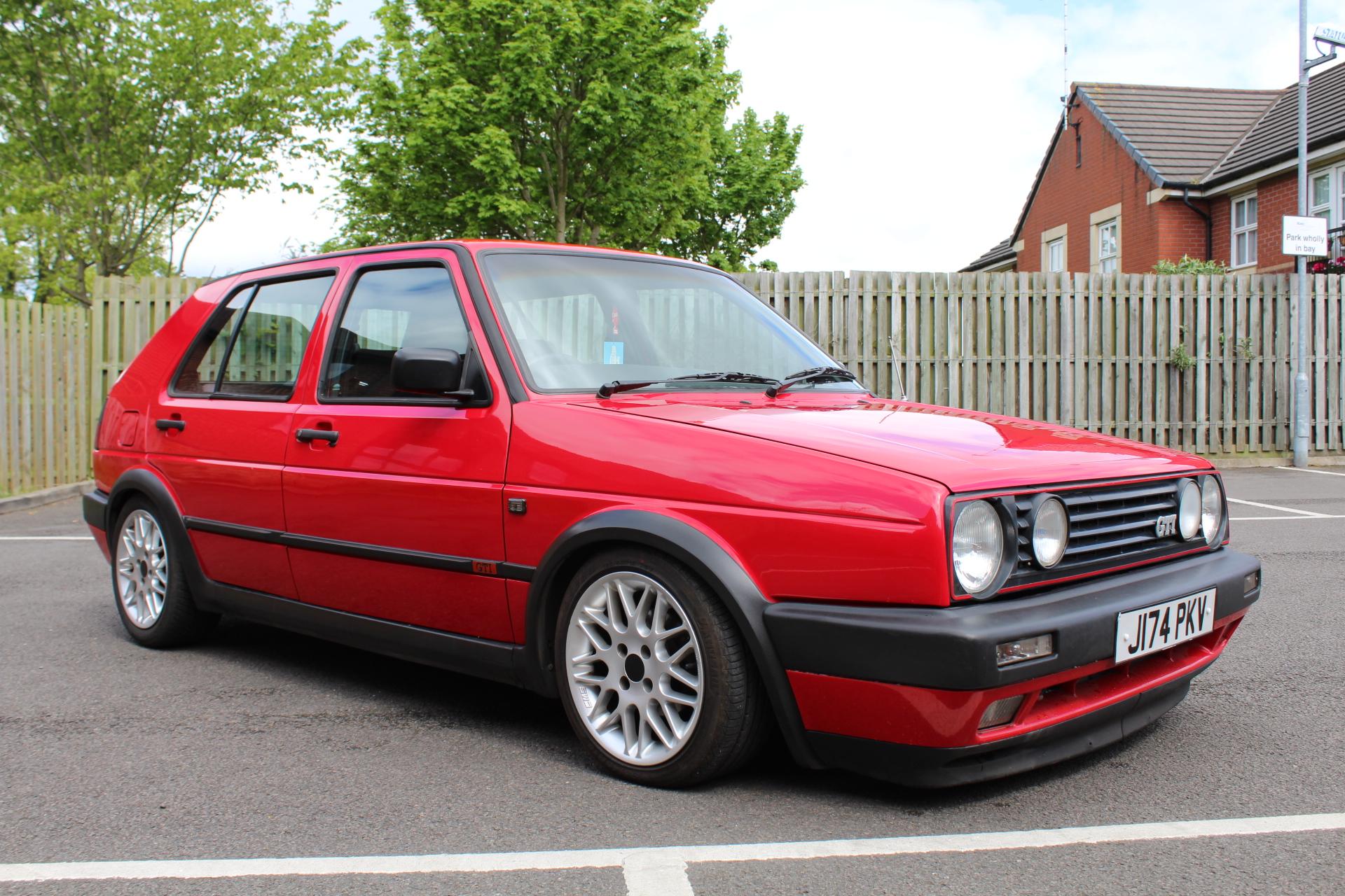 Vw Owned Brands >> 1992 Golf GTI 8v | VW Golf Mk2 OC - Cars For Sale