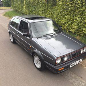 1991 Golf GTI