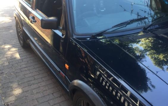 1990 Golf GTI 16v – Track Car