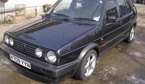 1990 Golf GTI 16v