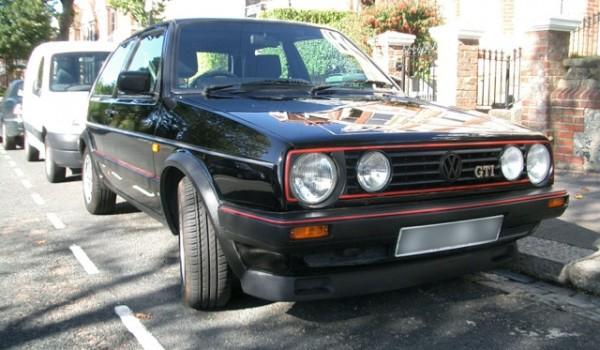 1988 Golf GTi