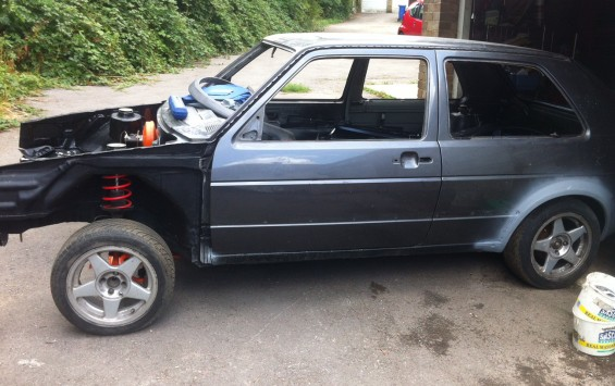 1991 Golf GTI 8v