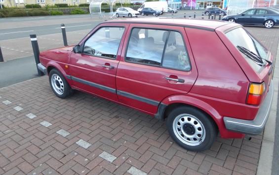 1988 Golf 1.6 CL