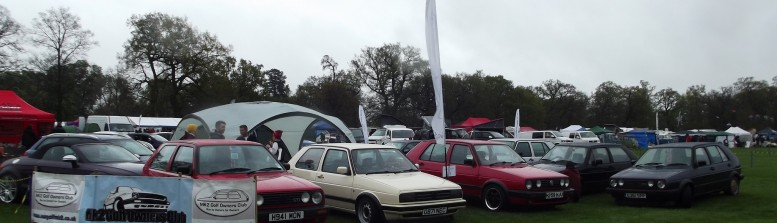 Stanford Hall VW Show (Leicestershire) 3rd May 2015