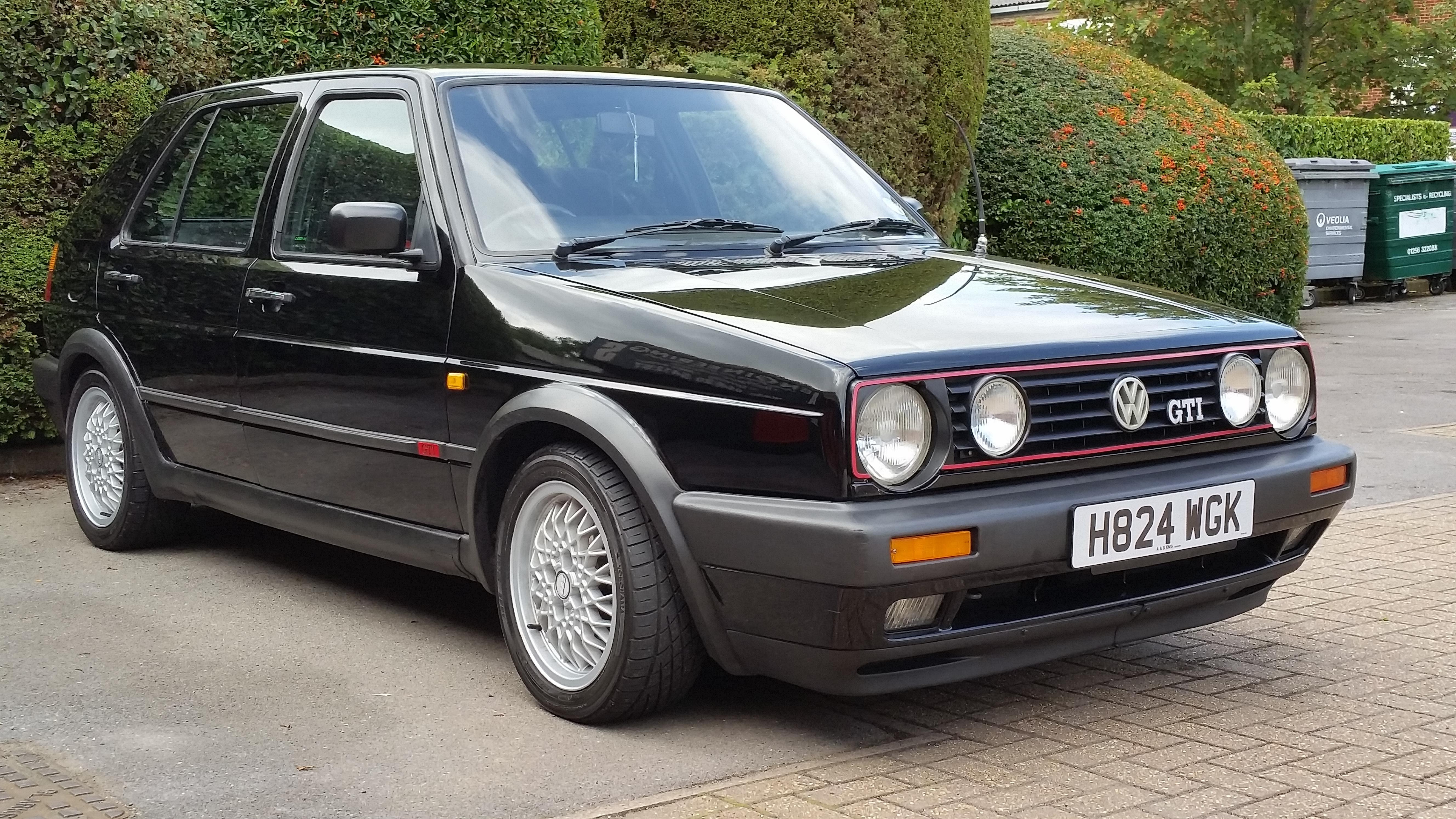1991 golf gti 8v vw golf mk2 oc cars for sale. Black Bedroom Furniture Sets. Home Design Ideas