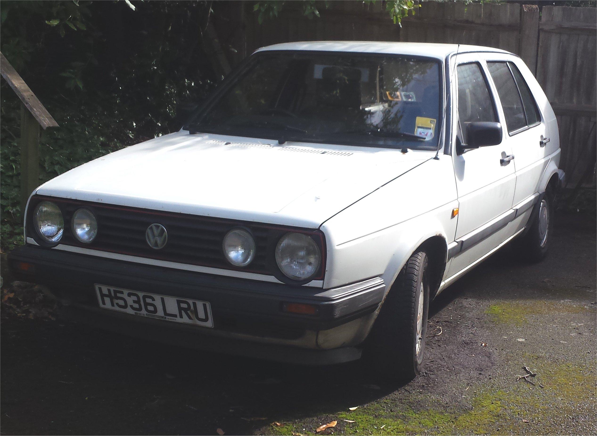 1991 Golf 1.8 Syncro