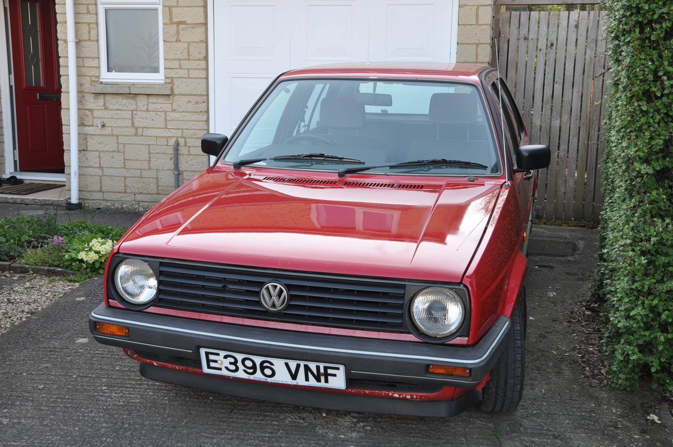 1987 1.8 GL Auto