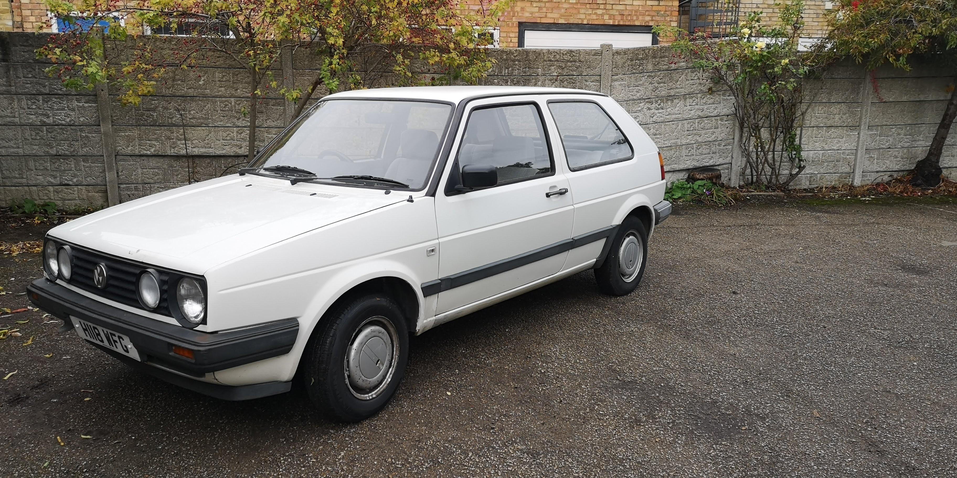 1990 Golf 1.3